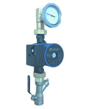 IMP pumps NTH PLUS 25 - 40/180 sada s fitrem a šroubením